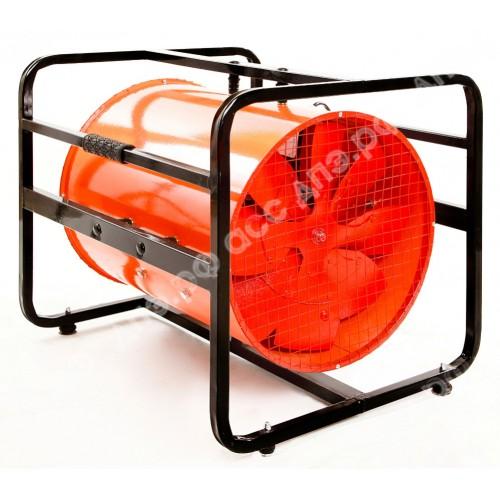 Дымосос ДПЭ-7(4ОТ) для удаления порошка