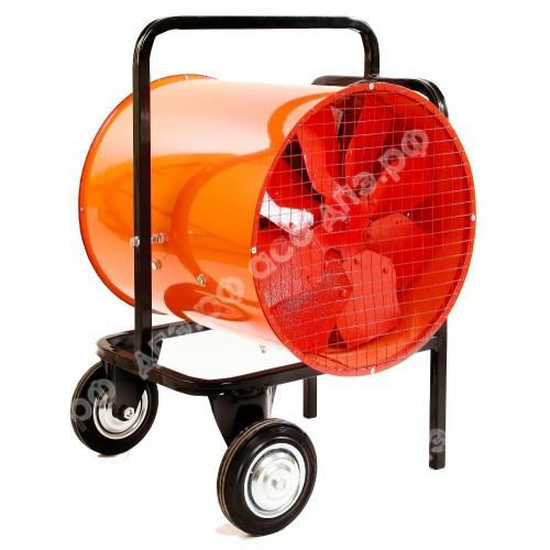 Дымосос ДПЭ-7(4ОТМ) для удаления газа