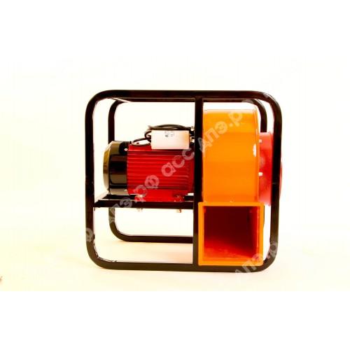 Дымосос ДПЭ-7(4Ц) для удаления порошка
