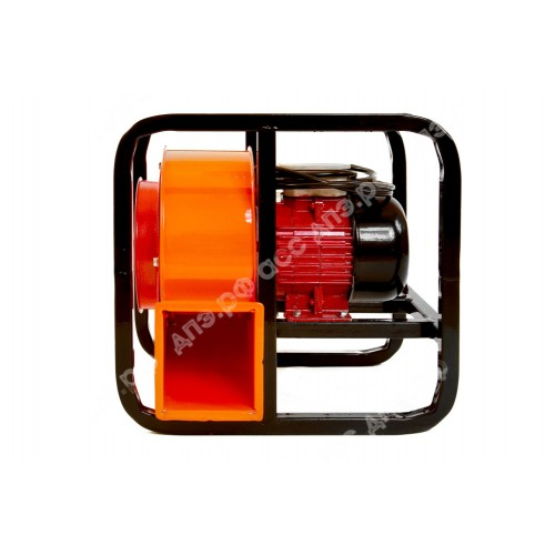 Дымосос ДПЭ-7(2Ц) для удаления аэрозоля
