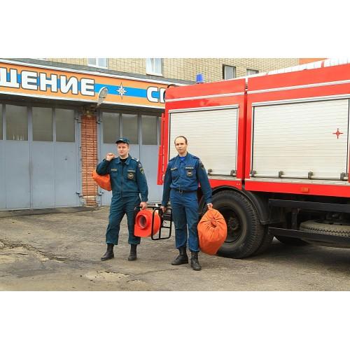 Пожарный дымосос ДПЭ-7(2ЦП)