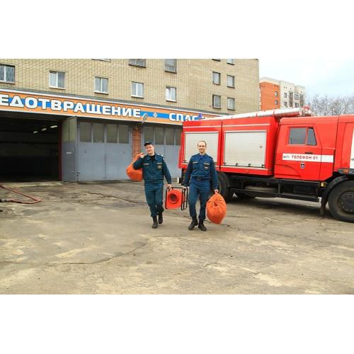 дымосос ДПЭ-7(2ЦП) для пожарных частей