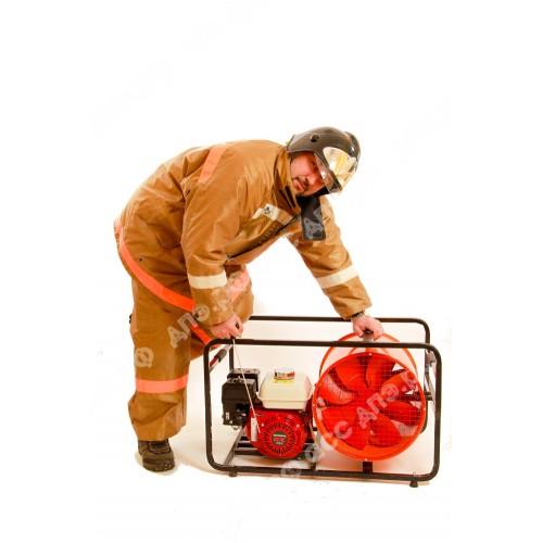 Пожарный дымосос ДПМ-7(5ОТП)