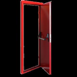 Дверь противопожарная одностворчатая